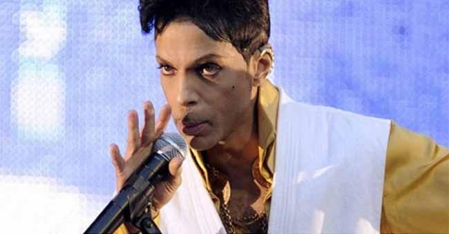 La mort du chanteur Prince