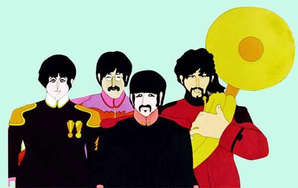 Beatles et mémorisation de la musique