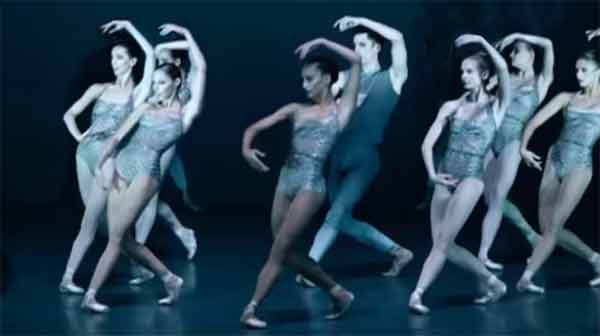 danseuse canal tarsien