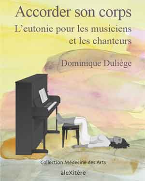 Sommaire du livre Eutonie pour le musicien