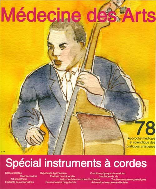 Médecine des arts N°78
