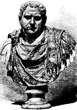 Buste Vitellius