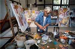 Willem de Kooning 1981