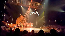 chute mortelle cirque