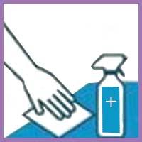 Nettoyez et désinfecter