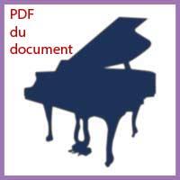 Piano et COVID désinfection