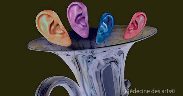 Reconnaissance traumatisme auditif par un orchestre symphonique