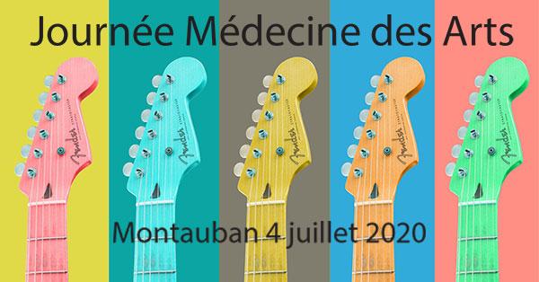 journées Médecine des Arts 2020