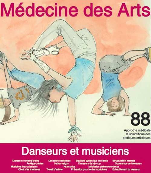 Revue Médecine des Arts méditation