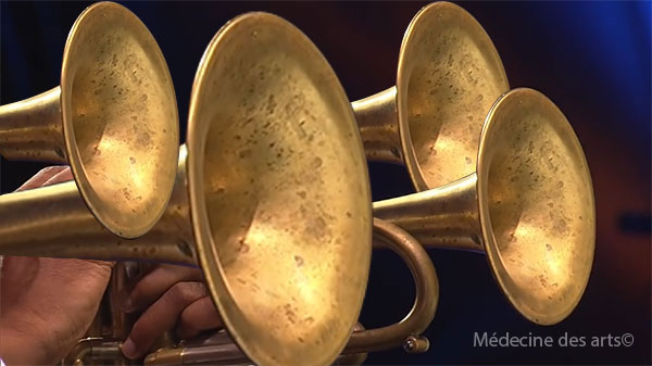 Capacité vitale forcée et trompette