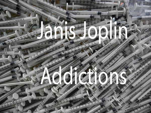 Janis Joplin et addictions