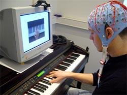 cerveau du pianiste jazz et du pianiste classique