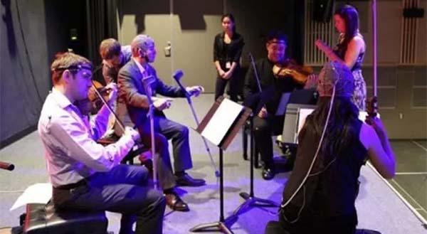 musique quatuor