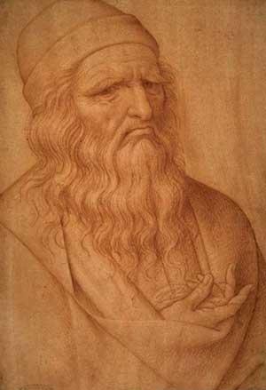 Léonard de Vinci paralysie de la main