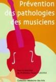 Prévention des pathologies des musiciens