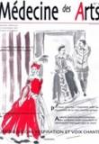 Revue Médecine des arts N°57