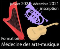 Training Arts-Music Medicine - register