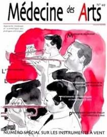 santé du flûtiste, du tromboniste