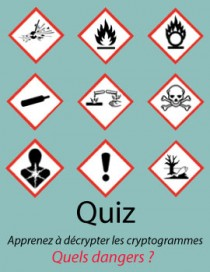 Dangers des produits chimiques