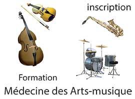 La santé du musicien