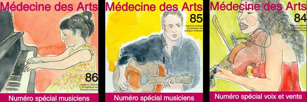 Revue sur la la santé du musicien