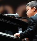 Enfant pianiste