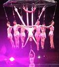 cirque chute