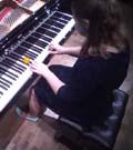 pianiste et capacité visuelle