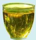 bain de bouche au thé vert