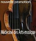 Nouvelle promotion Cursus Médecine des Arts