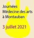 Journées Médecine des Arts-musique 2020