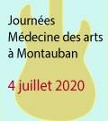 Journées Médecine des Arts in Montauban  2020