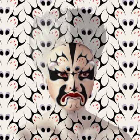 Orlan, Self hybridation Opéra de Pékin, n°10, 2014