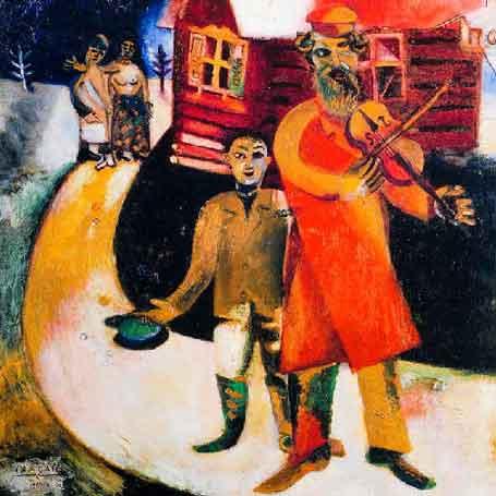 Chagall et musique