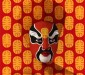 Orlan, Pekin Opera Facial Designs, n°1, 2014