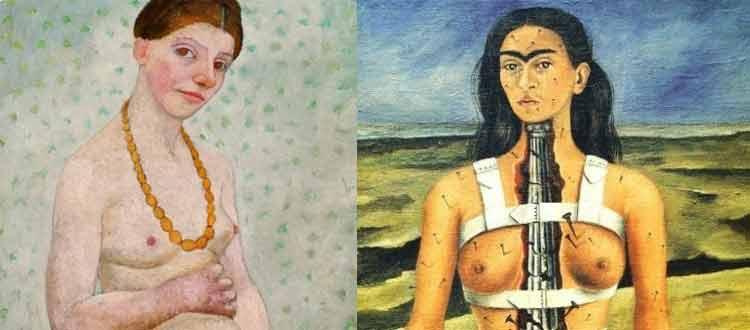 Frida Kahlo, Paula Becker