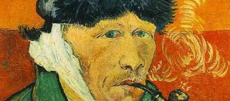 Van Gogh, oreille coupée