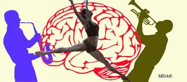 Cerveau et danse