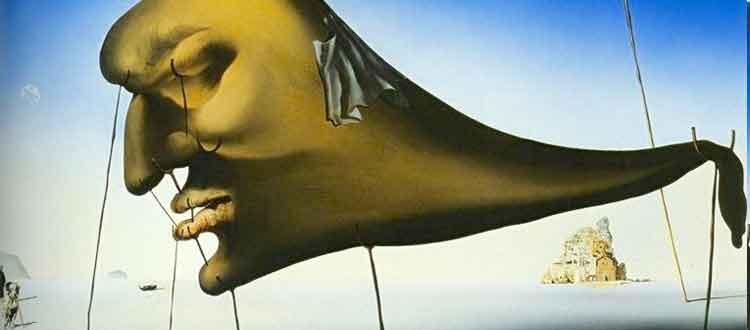Maladie de Parkinson et maladie d'Alzheimer détectables dans les œuvres de Salvador Dali et de James Brooks