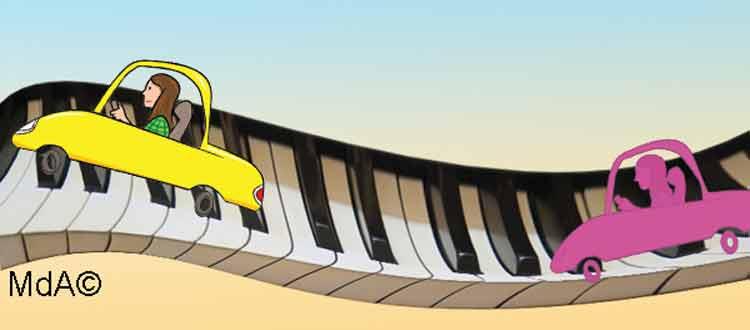 Pourquoi les musiciens peuvent faire de meilleurs conducteurs automobiles, plus sûrs ?