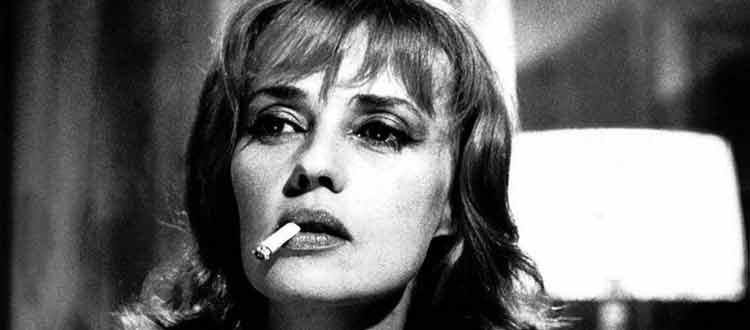 Jeanne Moreau, une couleur vocale si remarquable