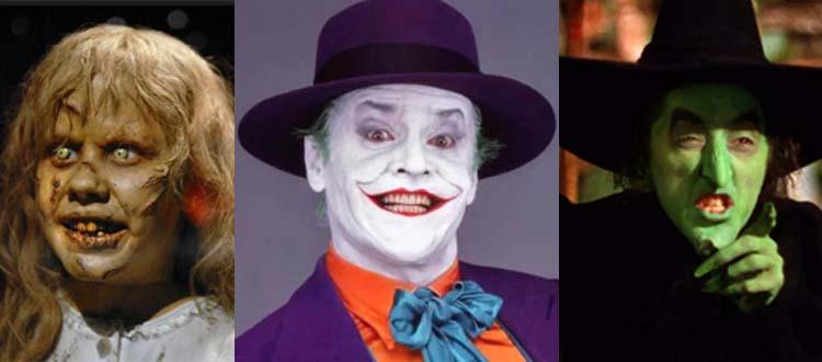 Dermatologie au cinéma, les méchants et les héros ont des signes distinctifs dermatologiques