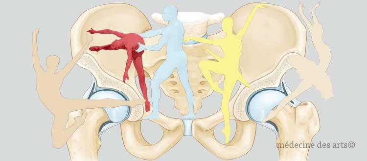 Reprendre la danse après une opération de la hanche