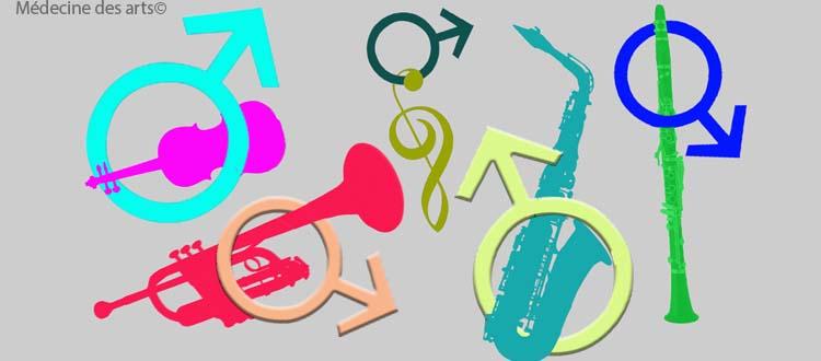 Les hommes qui aiment le jazz, la musique classique ont moins de testostérone que ceux qui aiment le rock