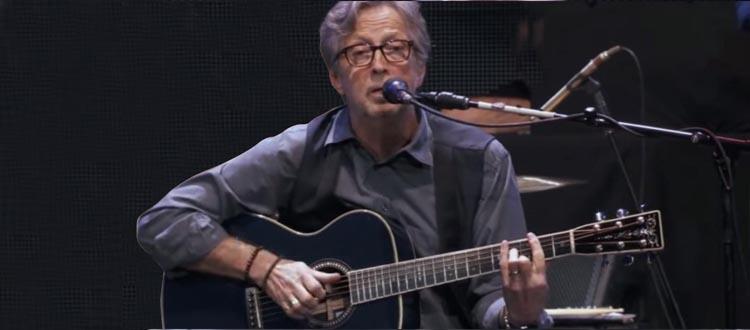 Eric Clapton : « Je deviens sourd, j'ai des acouphènes et mes mains fonctionnent à peine »