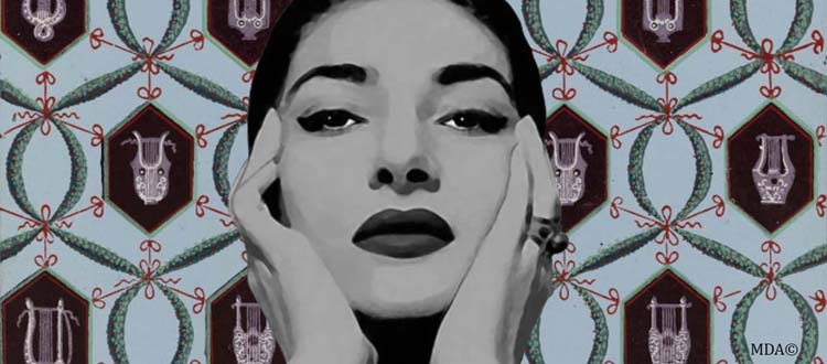 Maria Callas, les causes de  sa mort