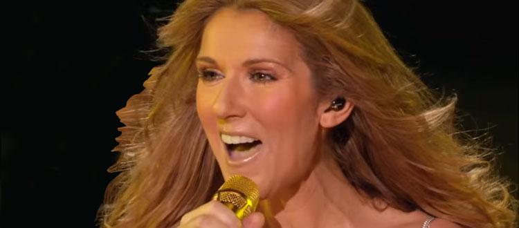 Béance tubaire et voix chantée, le trouble qui affecte Céline Dion