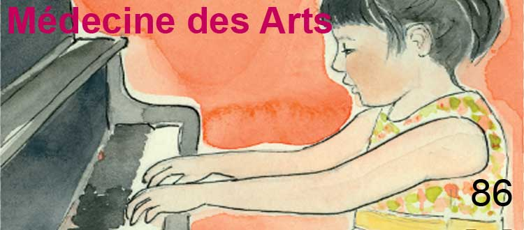 Revue Médecine des Arts N°86