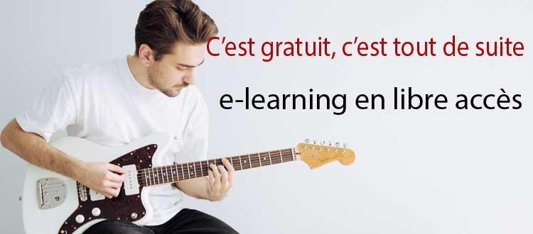 Faites face au stress lié aux conséquences de la covid-19, e-learning gratuit pour les musiciens, chanteurs, danseurs