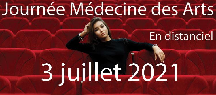 Journées Médecine des Arts 2021